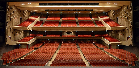 大ホール客席20140623