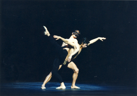 「ペルソナ」1993年(初演)撮影:山廣康夫