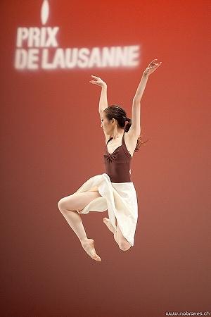 2010年 ローザンヌ国際バレエコンクール